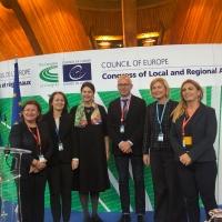 SHAV merr pjesë në Kongresin e Autoriteteve Lokale dhe Rajonale në Këshillin e Europës